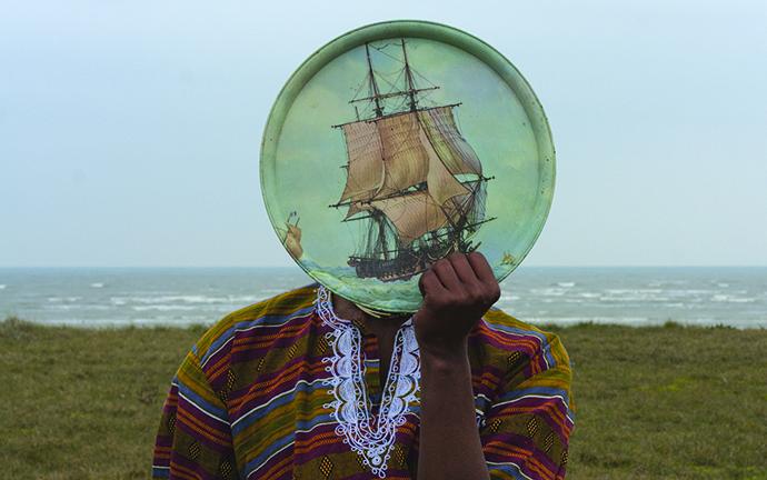 © Julien CREUZET, Horizon introspectif, 2010, Photographie laminée sur plexiglas, 45 x 67,5 cm