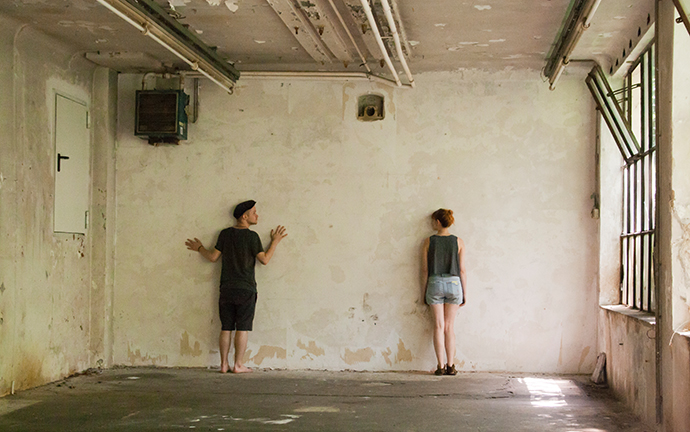 © Role Play Raum mit Licht, Foto: Marlies Surtmann