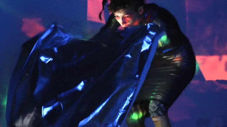 Johanna Bruckner, Quantum Polymorphic Sensibilities, Performance, 2019 (c) Guillermo Heize
