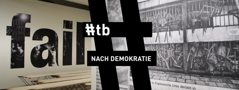 #tb: Nach Demokratie