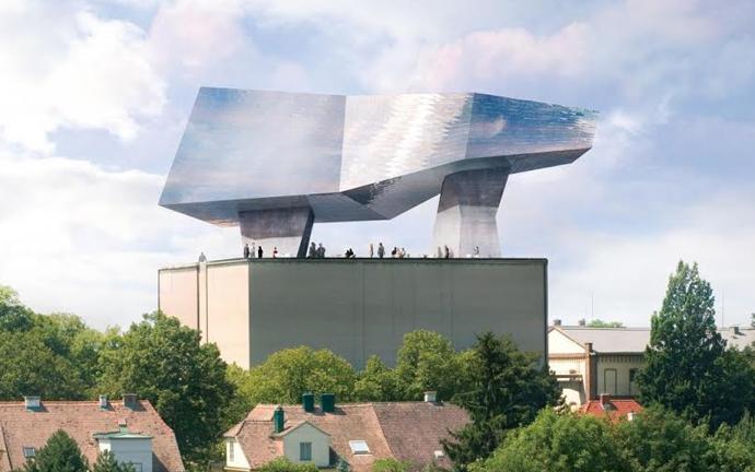 """© Christian Mayer. Museum Laa an der Thaya"""", Sonia Leimer & Christian Mayer, 2008"""