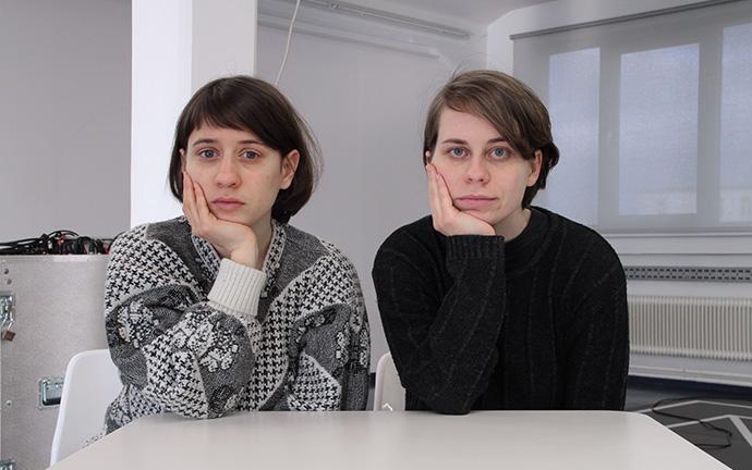 © Tiina Sööt & Dorothea Zeyringer, 2014, Foto: Lena Lieselotte Schuster