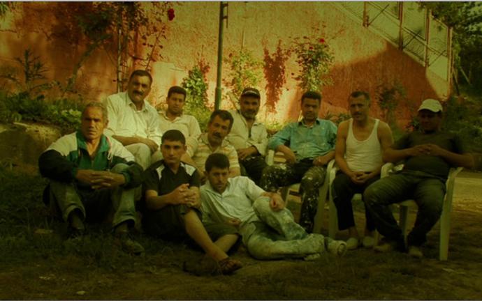 © Ferhat Özgür, we are the builders, 2013, 11.45 min