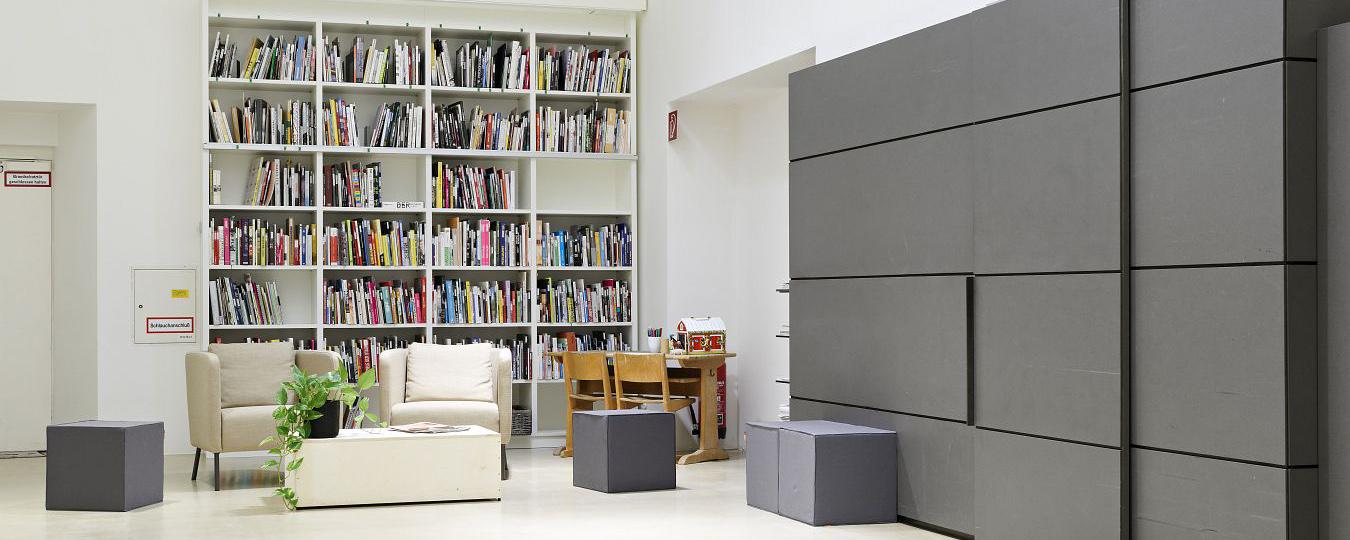 Bibliothek Kunstraum Niederoesterreich